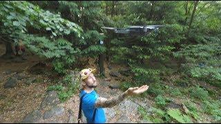 DJI Mavic PRO - Nejlepší volba dronu (kvadroptéra se 4K kamerou)