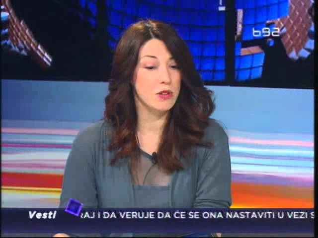 Goa vesti: Ana Jovanovi