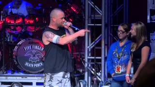 Watch Five Finger Death Punch White Knuckles video