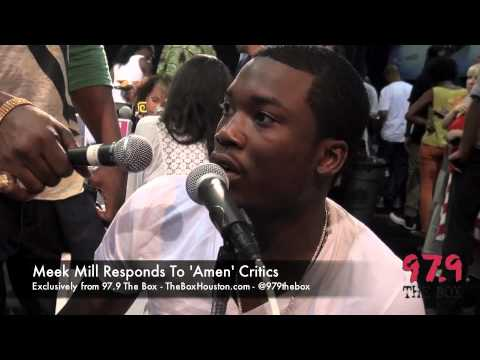 Meek Mill Responds To Pastor and 