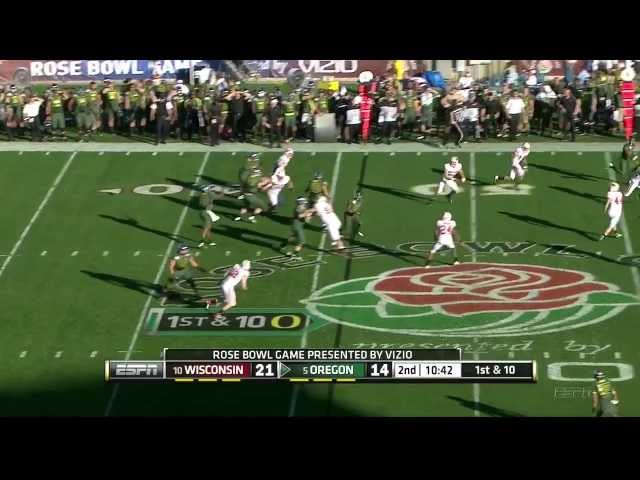 The FishDuck Minute #5: Oregon's Jet-Lead-Fly Sweep with Play Action