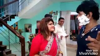 চিএ নাইকা মুনমুন এখন ভিলেন চরিত্রে অভিনয় করছেন।  ফিল্ম: রাগি পরিচালনায়: মিজানুর রহামান মিজান ।