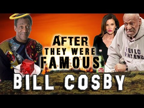 BILL COSBY - AFTER They Were Famous