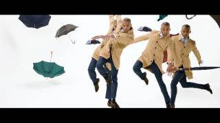 Hackett London: The Bright As Rain Collection