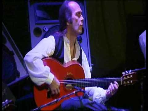 Paco de Luc�a - �Cancion de Amor� 1 Paco de Lucia Zyryab guitar lesson Ruben Diaz private channel (intermediate)