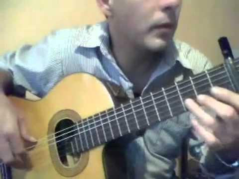 Mauricio Macías - Flamenco Guitar - Picado de Niño de Pura