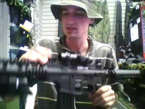 Captain Sid Reviews: Tippmann Sierra One / Project Salvo