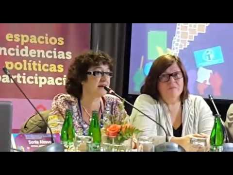 PALABRAS DE SONIA ALESSO EN INTERNACIONAL DE LA EDUCACIÓN - CHILE -