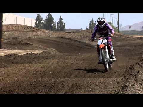 2012 KTM 125 SX - Exclusive Video Test