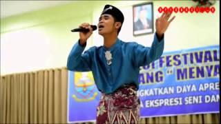 Putai Sanang  Vocal Medika Olanda  Fls2n Prov Jambi 2014