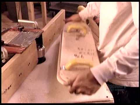 Skateboard - How its made
