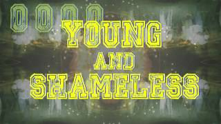 PRTY H3RO -- Young and Shameless (Official Lyric Video)