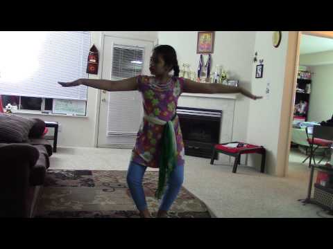 Sruthi Dance Practice - Feb 26 2014