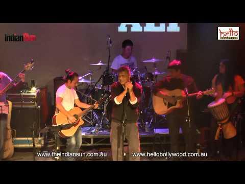 Lucky Ali Live in Melbourne - Gori Teri Aankhen