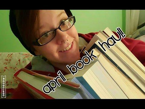 Hey guys it's Jen AKA Batman. These are all the books I bought in April, hope you enjoy the video :) Follow me on social media! PINTEREST: https://www.pinterest.com/batmanreadsbook/ INSTAGRAM:...