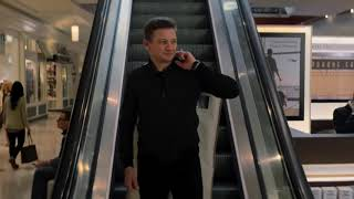Tag 2018 Jeremy Renner as Jerry Mall scene with Ed Helms as Hoagie