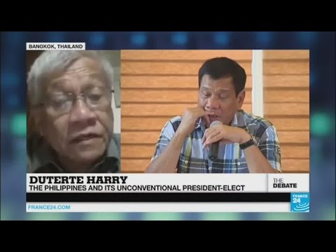 Duterte Harry: The Philippines and its unconventional president-elect (Part 1)