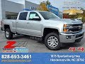 2018 Chevrolet Silverado 2500HD Hendersonville NC AT8136