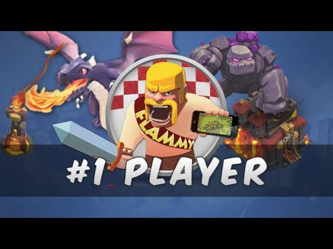 Clash of Clans - Jorge Yao: #1 Player in Clash of Clans Attack!