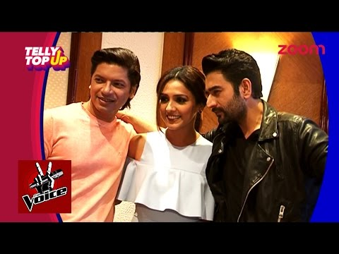 The Voice Of India Press Conference | #TellyTopUp