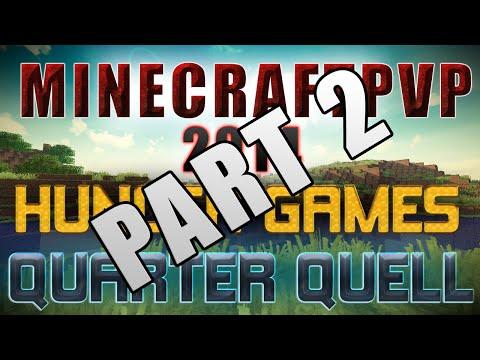 Quarter Quell 2014 Hunger Games Minecraft PvP | Part 2 | Soup | 60 FPS