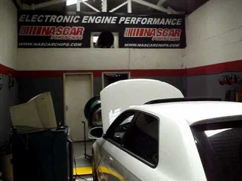 A3 SPORT 380cv / 0 a 300 Km/h dyno test - APR / NASCARCHIPS