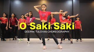 O Saki Saki | Full Class Video | Deepak Tulsyan Choreography | Nora fatehi | G M Dance
