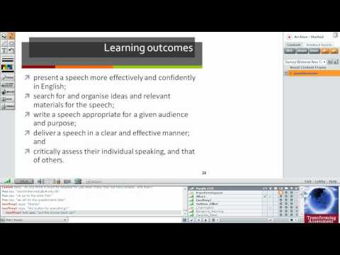 [5 of 6] Mobile eLearning - mLearning for language enhancement education.