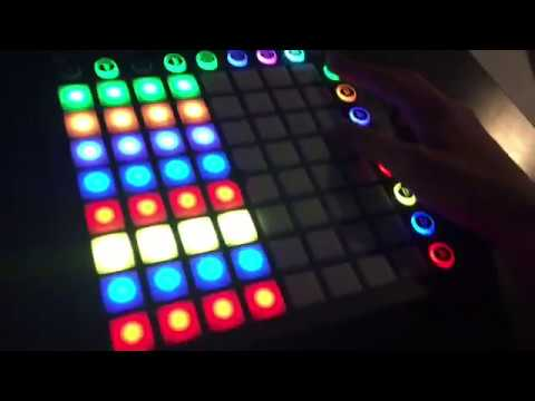 Novation Launchpad MK2 Beginners Tutorial   Super Easy   How To Start Up And Set Up Ableton Live