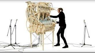 download lagu The Wintergatan Marble Machine Is A Wacky, Whimsical Musical gratis