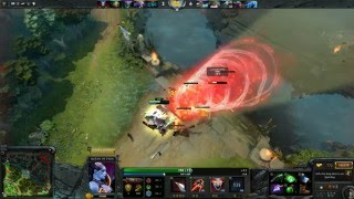 League of Legends Player Plays Dota 2 for The First Time
