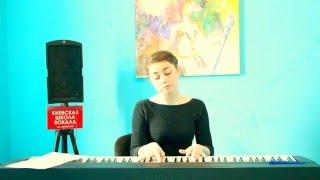 Уроки вокала vocalkiev.com - разучивание песни