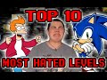 My Top 10 Most Hated Levels in Video Games - Square Eyed Jak