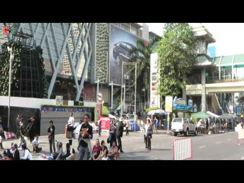 2014.01.24 Ratchaprasong Intersection