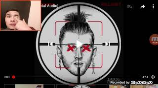 Reacting to Eminem killshot