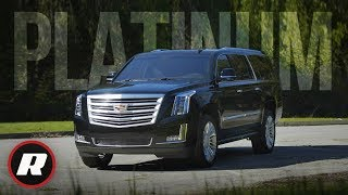 2019 Cadillac Escalade: 5 things to know about this flagship luxury SUV