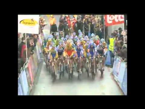 Start Lars Boom Vlaamse Druivencross Overijse 2010