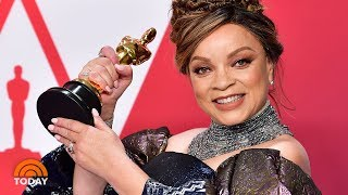 'Black Panther' Oscar Winner Ruth E. Carter Takes TODAY Behind The Seams | TODAY