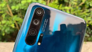 Honor 20 Pro Hands-On: Quad Cameras, with Google Apps...