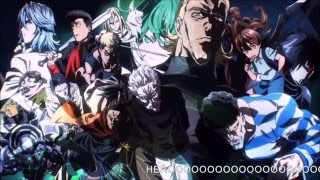 One Punch Man FULL ENGLISH OPENING Cover by Jonathan Young with animated video