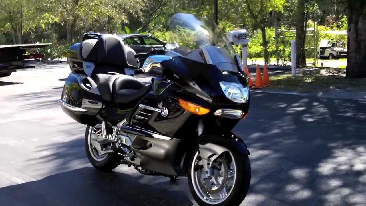 Pre Owned 2009 Bmw K1200lt At Euro Cycles Of Tampa Bay Youtube