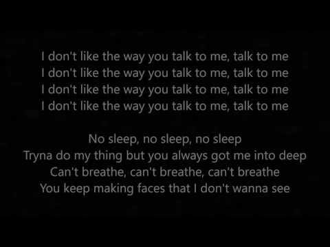 Talk - By: Salvatore Ganacci (Lyrics)