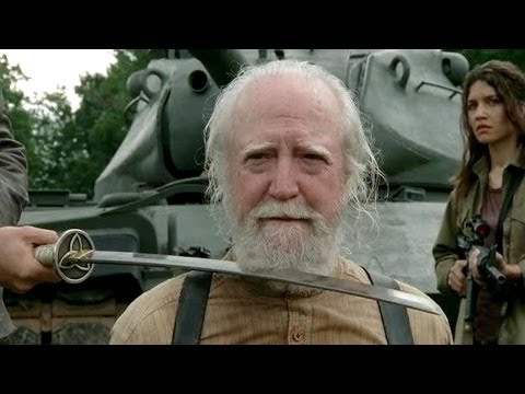 THE WALKING DEAD Mid-season Finale Season 4 Episode 8 Too Far Gone Spoiler Review