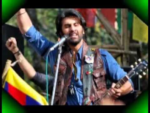 "Katiya Karoon Rockstar"" (video song) ""Ranbir Kapoor"" & ""Nargis Fakhri"""