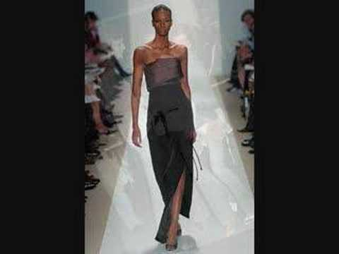 Yasmine Warsame Canadian Somali-Supermodel Video