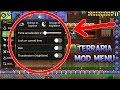 Terraria 1 2 12785 Android MOD MENU Godmode Infinite Mana MORE mp3