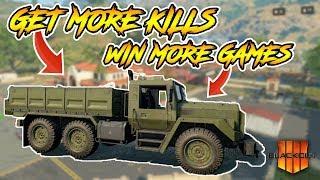 CoD BLACKOUT | **NEW** STRATEGY FOR EASY HiGH KiLL SOLO GAMES!!!! (15 KiLL SOLO WiN)