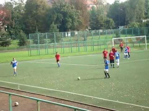 Żak Wrocław - Sporting Wrocław 2:1 (cały Mecz)
