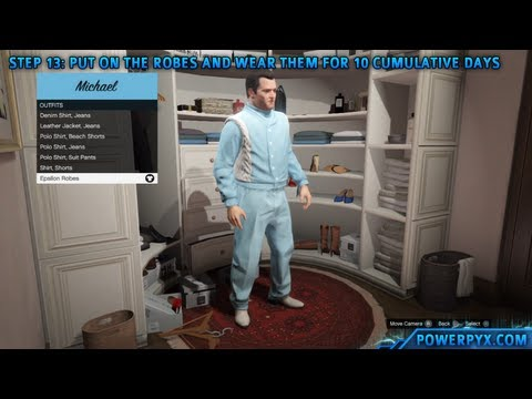 Grand Theft Auto V (GTA V) - Kifflom! Trophy / Achievement Guide (The Truth Walkthrough)
