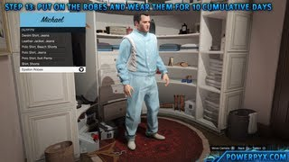 Phim Hoat Hinh | Grand Theft Auto V GTA V Kifflom! Trophy Achievement Guide The Truth Walkthrough | Grand Theft Auto V GTA V Kifflom! Trophy Achievement Guide The Truth Walkthrough